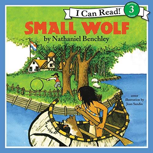 Couverture de Small Wolf