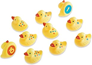 Learning Resources LER7301 Smart Splash Number Fun Ducks Set (10 Piece)