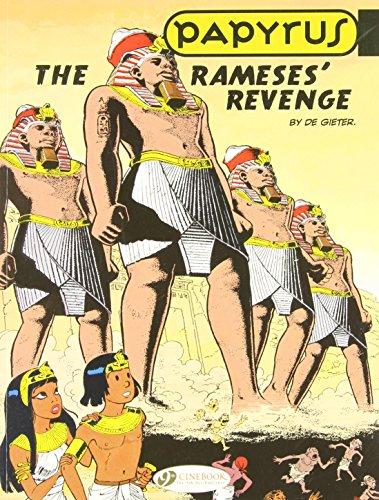 Papyrus - tome 1 The Ramses' Revenge (01)