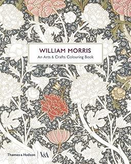 William Morris: An Arts & Crafts Coloring Book