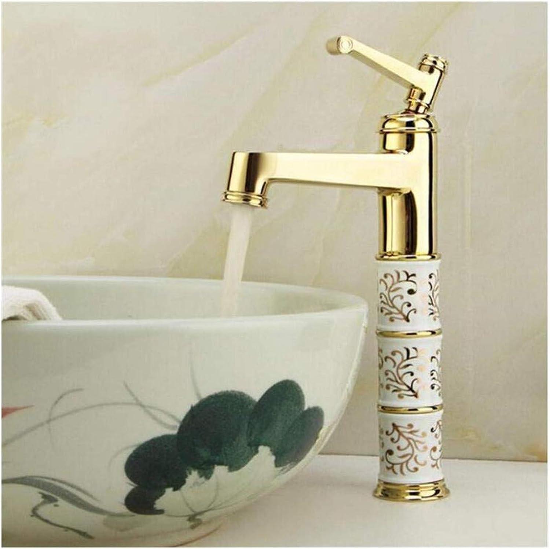 Kitchen Bath Basin Sink Bathroom Taps Hot and Cold Basin Faucet Bathroom Faucet Ctzl4233
