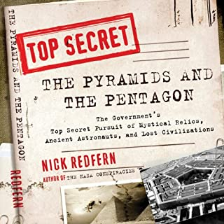 The Pyramids and the Pentagon audiobook cover art