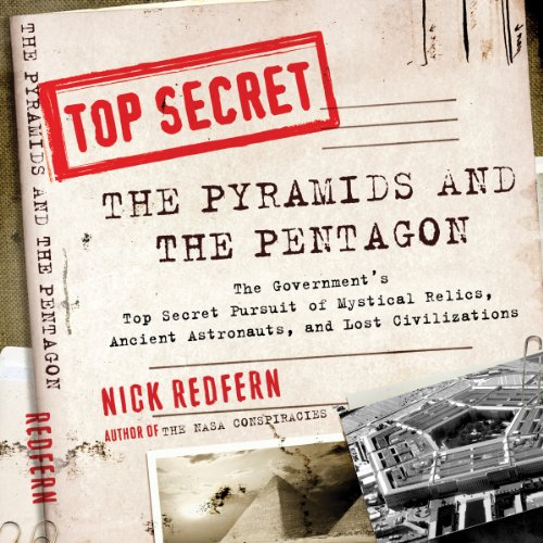 The Pyramids and the Pentagon cover art
