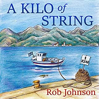 A Kilo of String audiobook cover art