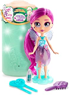 BFF Bright Fairy Friends Doll with Fairy Twinkle Lights Wings, 4 Surprise Doll Accessories and a Night Light for Kids, Gift for Kids 3 years and Older