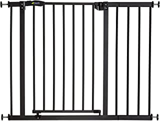 Hauck Close'N Stop Safety Gate 75 to 80 cm with 21 cm Extension, White, 597200