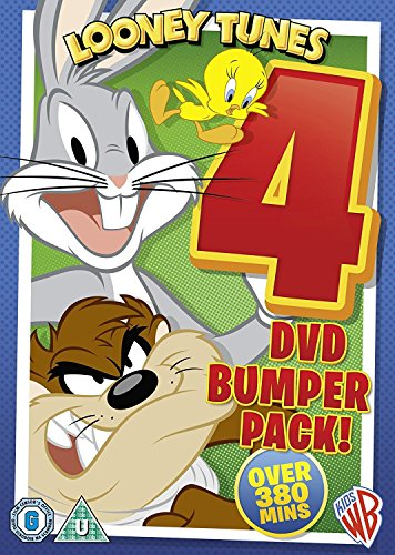 Looney Tunes & Friends Quad [DVD]