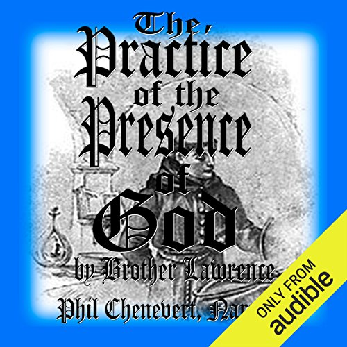 The Practice of the Presence of God cover art