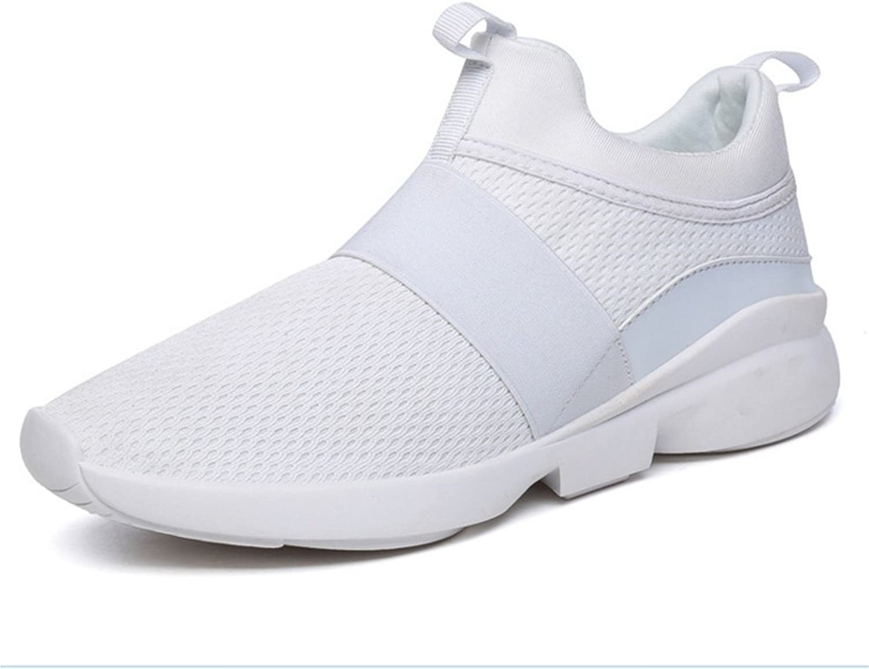 AISHUAIGE Frühling und Sommer beilufige Mnner Schuhe Mesh atmungsaktive Herrenschuhe gesetzt Fu Sport Mnner fliegen gewebte Flut Schuhe 39-43