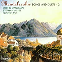 Mendelssohn: Songs & Duets - Vol.2 (2001-10-09)