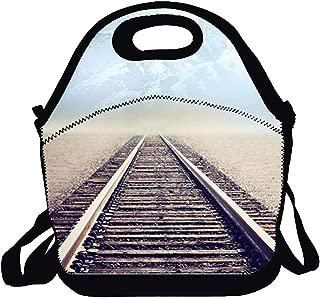 Ogden Lunch Backpack Tote Handbag Reutilizable Lunch Bags Ladybug Lunch Box para Hombres Mujeres Adultos Niños
