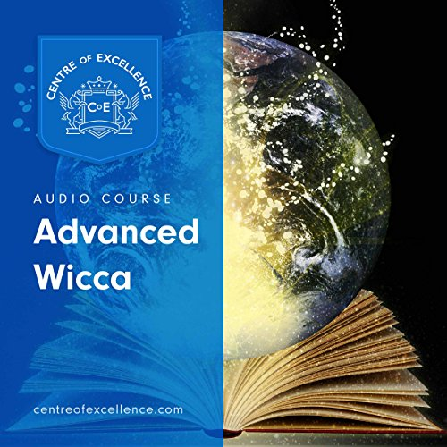 Advanced Wicca audiobook cover art