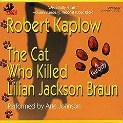 The Cat Who Killed Lilian Jackson Braun