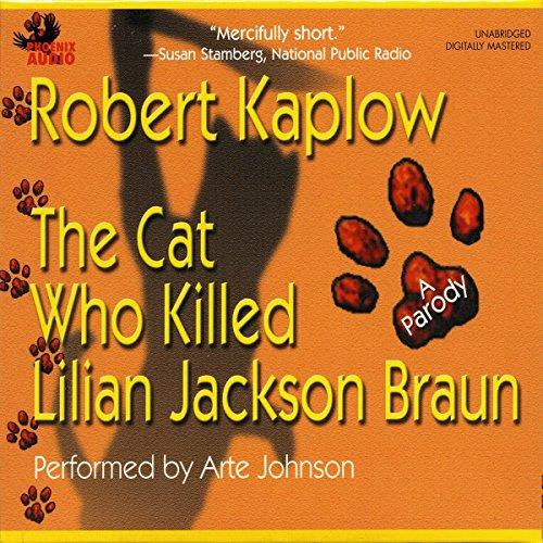 Couverture de The Cat Who Killed Lilian Jackson Braun