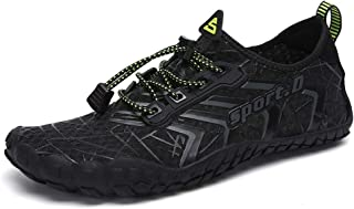 UBFEN Mens Womens Water Shoes Aqua Shoes Swim Shoes Beach...