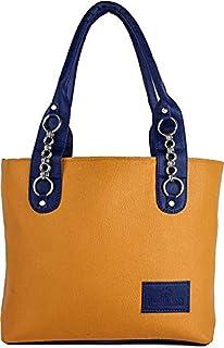 TipTon Fashion Women's Handbag (IF-114_Multicolored)