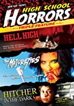 High School Horrors - Triple Feature:  (Hell High / The Majorettes / Hitcher in the Dark)