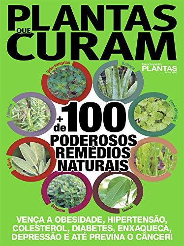 Plantas Que Curam: Enciclopédia Plantas em Casa Ed.01 (Portuguese Edition)