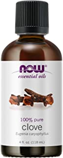 NOW Clove Oil, 4-Ounce