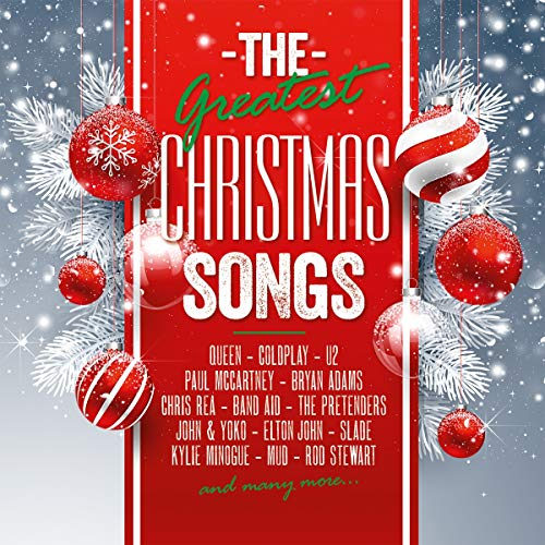 The Greatest Christmas Songs (Transparent Green & Red Vinyl) / Various