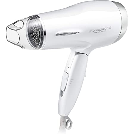 コイズミ ヘアドライヤー マイナスイオン ホワイト KHD-9200/W モノクローム [Amazon限定ブランド]