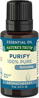 Nature's Truth Essential Oil, Purify, 0.51 Fluid Ounce