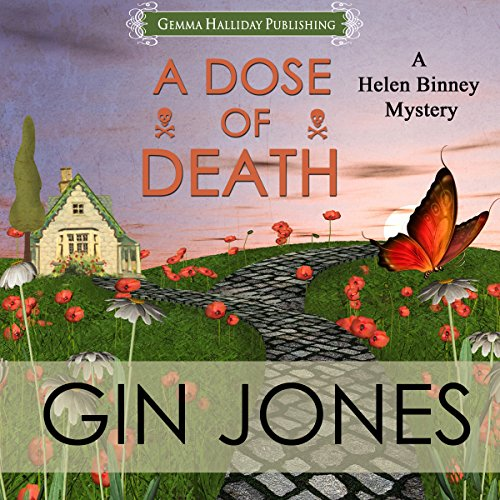A Dose of Death audiobook cover art
