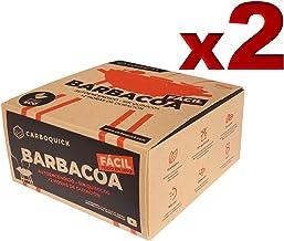 Briquetas de Carbón Vegetal para Barbacoa Ecológico y 100