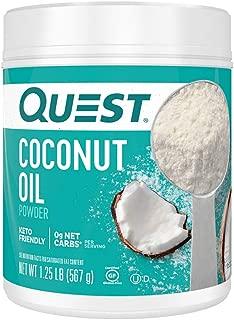 bulk powders coconut oil