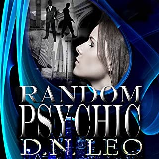 Random Psychic audiobook cover art