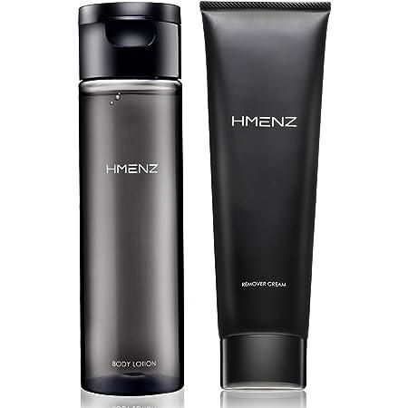 医薬部外品 HMENZ メンズ 除毛クリーム 210g ボディ 用 リムーバークリーム 除毛クリーム 210g+アフターシェーブローション 250ml