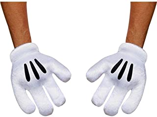 Mickey Mouse Adult Gloves Standard