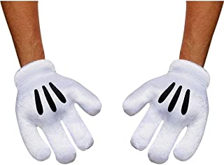 mickey mouse white gloves