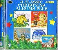 FOUR CLASSIC CHRISTMAS ALBUMS PLUS (IMPORT)