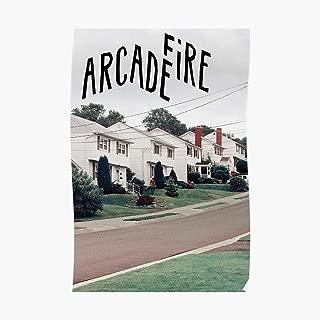 Best arcade fire the suburbs poster Reviews