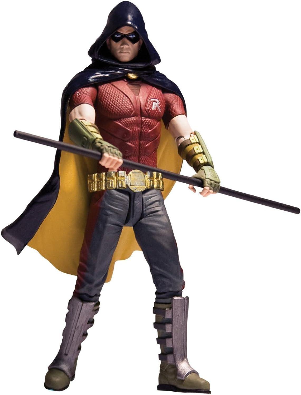 Batman Arkham City 7 Inch Action Figure Series 1  Robin