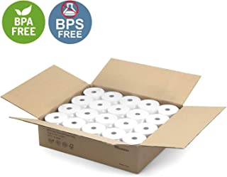 Mionno BPA Free Thermal Paper Rolls, 20 Rolls 3 1/8
