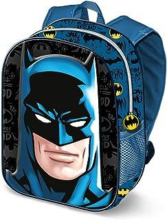 Karactermania Batman Knight-3D rugzak (klein) Kids rugzak 31 centimeter 8.5 meerkleurig (multicolor)