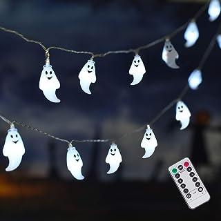 White Ghost String Lights