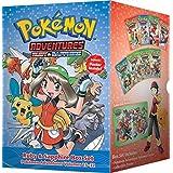 Pok?mon Adventures Ruby & Sapphire Box Set: Includes Volumes 15-22 (Pokemon) by Hidenori Kusaka(2014-09-02)