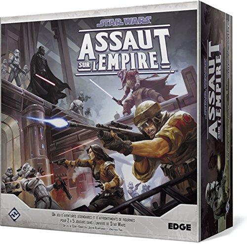 Star Wars : Assaut sur l'Empire - Asmodee - Jeu de société...