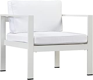 Pangea Home Karen Chair, White