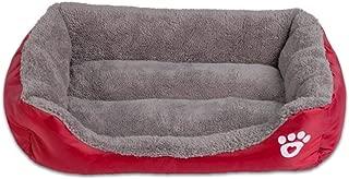 BOOB Paw Pet Sofa Dog Bed Kennel Waterproof Bottom Soft Fleece Warm Cat Bed House Petshop Pet Mat Resistant Bite Pet Blanket