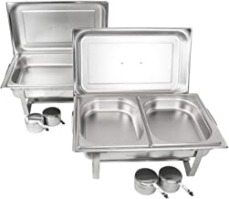 Best half size chafing dish Reviews