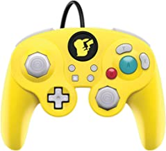Controle Nintendo Switch Wired Fight Pad Pro Pikachu