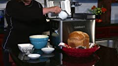 Amazon.com: Cuisinart CBK-100 2 LB Bread Maker: Bread ...