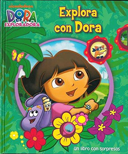 Explora con Dora  la exploradora. Libro regalo