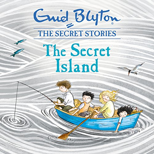 The Secret Island cover art