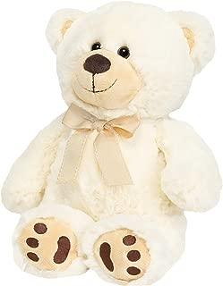 JOON Mini Teddy Bear, Cream, 13 Inches
