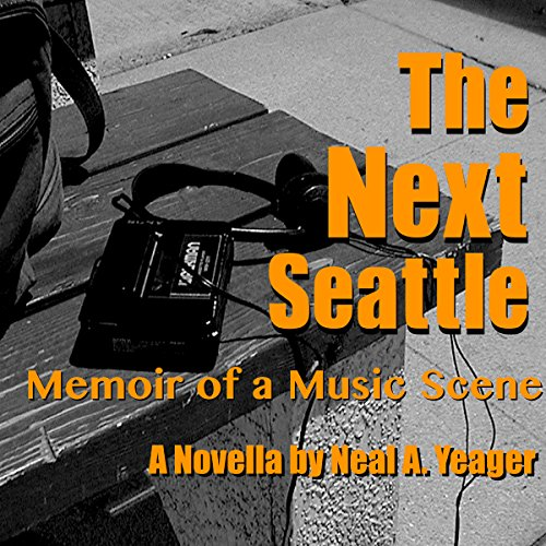 The Next Seattle audiobook cover art